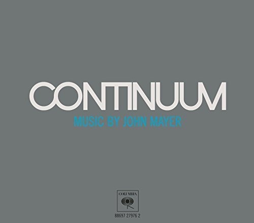 John Mayer Continuum Revised Standard Pkg.