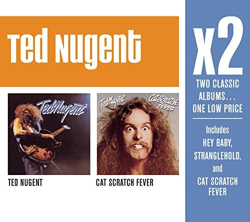 Ted Nugent X2 (ted Nugent Cat Scratch Fev 2 CD Set