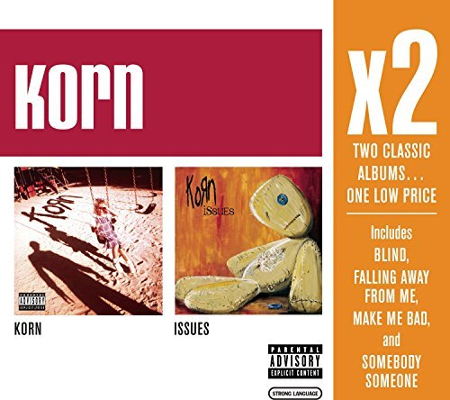 Korn X2 (korn Issues) Explicit Version 2 CD Set