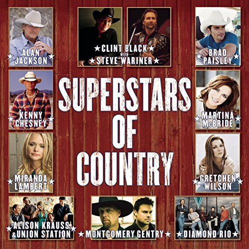 Superstars Of Country Superstars Of Country