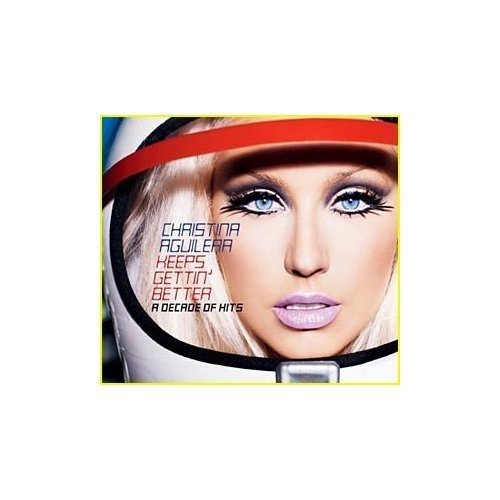 Aguilera Christina Keeps Gettin' Better A Decade Of Hits Taget Exclusive