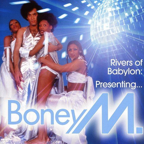Boney M Rivers Of Babylon Import Gbr