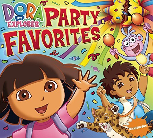 Dora The Explorer Dora The Explorer Party Favori Softpak
