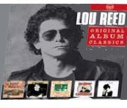 Lou Reed Original Album Classics Import Eu 5 CD