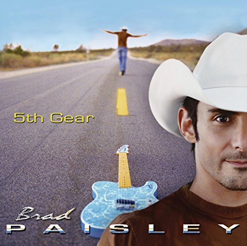 Paisley Brad 5th Gear Incl. Bonus Track