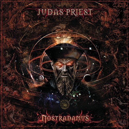 Judas Priest Nostradamus 2 CD Set