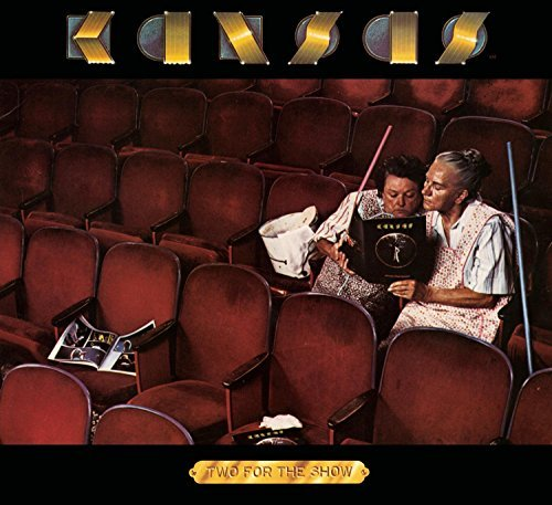 Kansas Two For The Show 30th Anniversary Ed. 2 CD Set