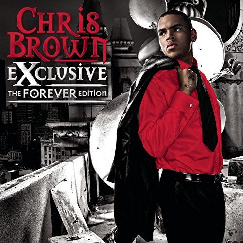 Chris Brown Exclusive Forever Edition 2 CD Set