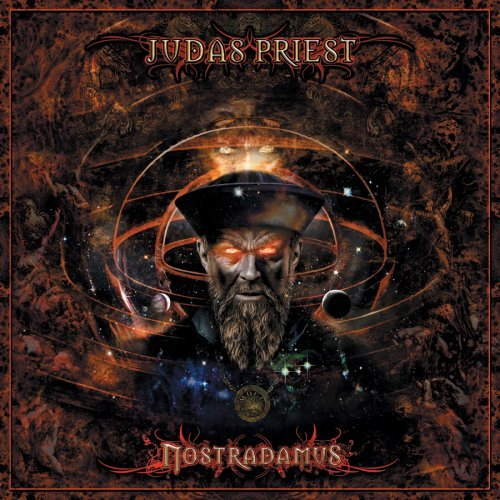 Judas Priest Nostradamus Deluxed Lmtd Ed. 2 CD Set