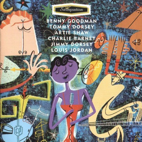Swingsation Vol. 2 Swingsation Sampler Goodman Dorsey Shaw Barnet Swingsation
