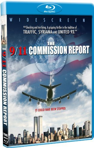 9 11 Commission Report (2006) Giles Lieving Denton Ws Blu Ray Nr