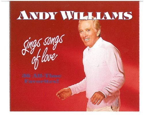 Andy Williams Thirty Six All Time Greatest