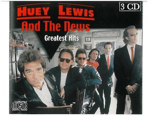 Huey Lewis & The News Thirty Six All Time Greatest H
