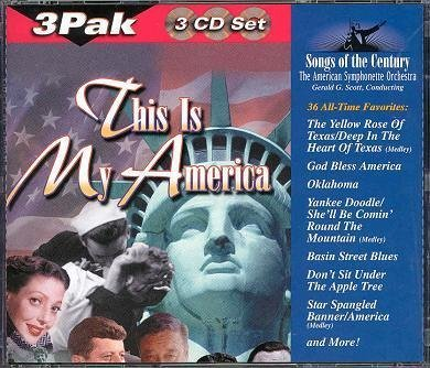 This Is My America This Is My America 3 CD
