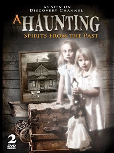 Haunting Haunting Spirits From The Pas Nr 2 DVD