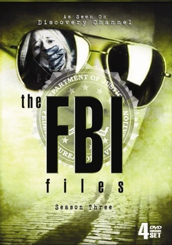 Fbi Files Fbi Files Season 3 Nr 4 DVD