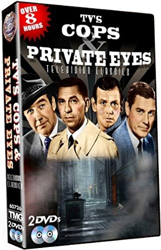 Tv's Cops & Private Eyes Tele Tv's Cops & Private Eyes Nr