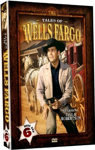 Tales Of Wells Fargo Tales Of Wells Fargo Nr 6 DVD