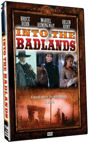 Into The Badlands (1991) Dern Hemingway Hunt Nr