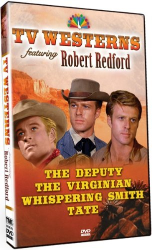 Robert Redford Tv Westerns With Robert Redfor Nr