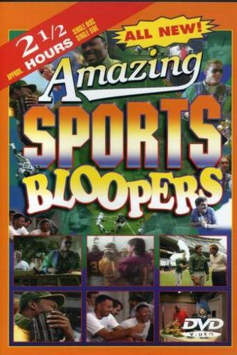 Amazing Sports Bloopers Amazing Sports Bloopers Clr Nr
