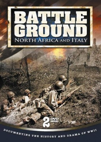 North Africa & Italy Battle Ground Nr 2 DVD