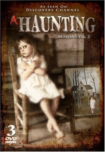 Haunting Season 1 2 DVD