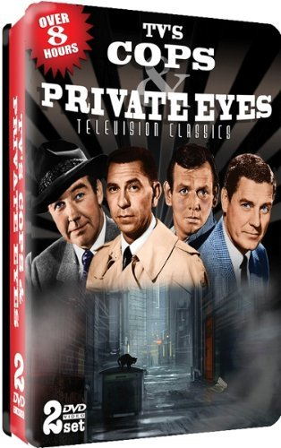 Tv Cops & Private Eyes Tv Cops & Private Eyes Nr 2 DVD