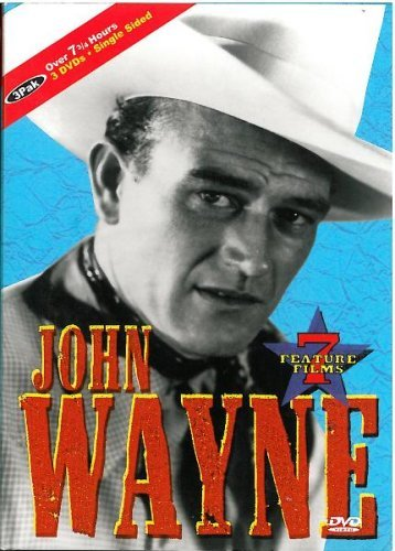 John Wayne Collection John Wayne Collection Nr 3 DVD 7 On 3