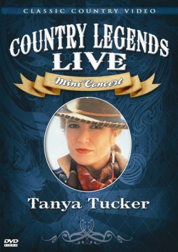 Tanya Tucker Country Legends Live Mini Cone