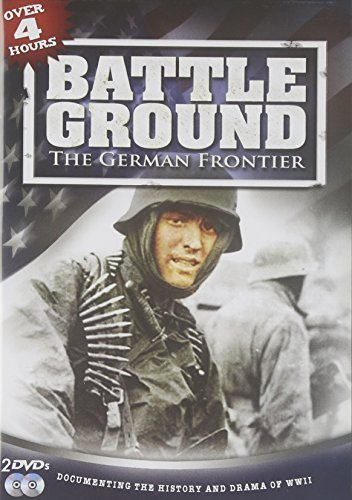 German Frontier Battle Ground Nr 2 DVD