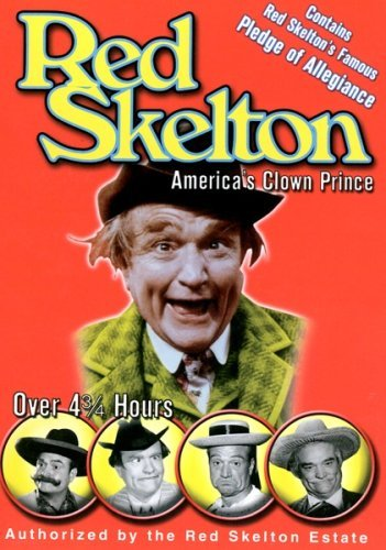 Americas Clown Prince 02 Skelton Red Skelton Red
