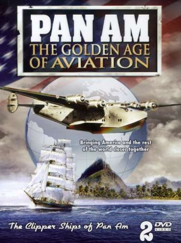Pan Am Golden Age Of Aviation Pan Am Golden Age Of Aviation Tin Nr 2 DVD