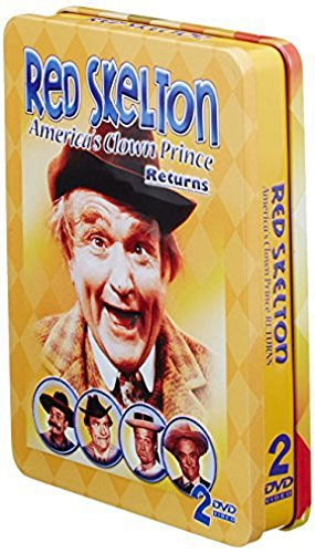 Red Skelton Returns America's Clown Prince Returns Tin Nr 2 DVD