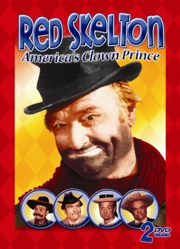 Red Skelton America's Clown Prince Tin Tin Nr 2 DVD