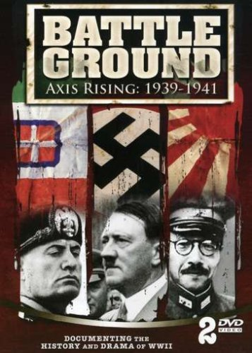 Battle Ground Axis Rising 1939 Battle Ground Axis Rising 1939 Nr 2 DVD