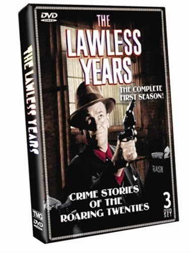 Lawless Years Season1 Clr Nr 3 DVD