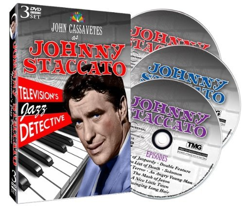 Johnny Staccato 1959 60 Johnny Staccato Television's Nr 3 DVD