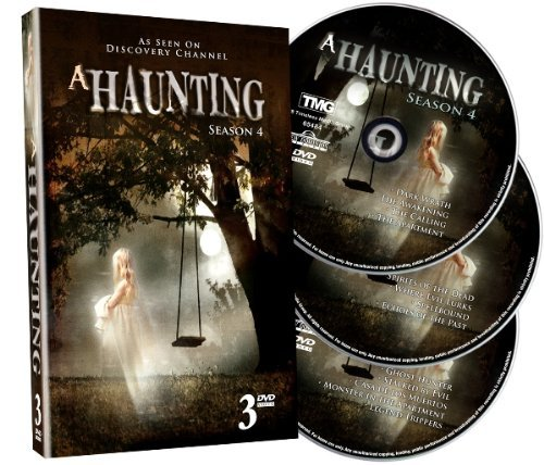 Haunting Season 4 DVD