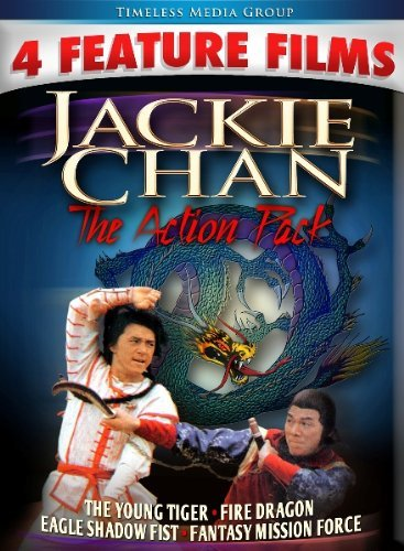 Jackie Chan The Action Pack Jackie Chan The Action Pack Pg13