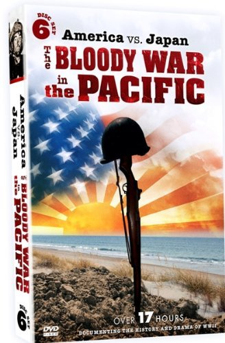America Vs. Japan The Bloody W America Vs. Japan The Bloody W Nr 3 DVD