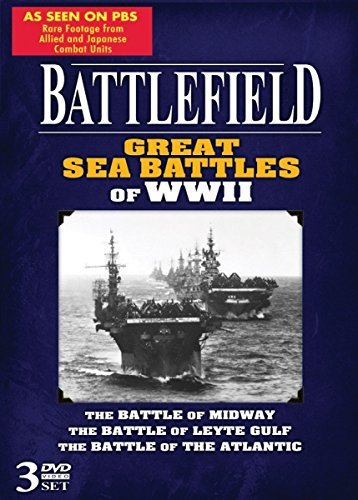Battlefield Great Sea Battles Battlefield Great Sea Battles Nr 3 DVD