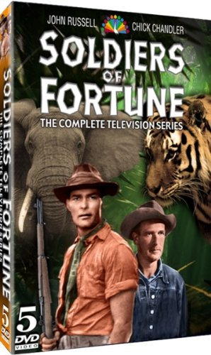 Soldiers Of Fortune 1955 57 Soldiers Of Fortune Complete Nr 5 DVD