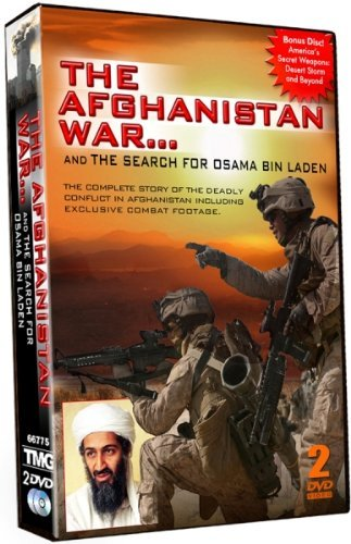 Afghanistan War & The Search F Afghanistan War & The Search F Nr 2 DVD