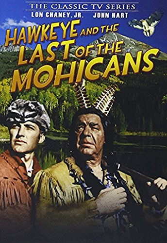Hawkeye & Last Of The Mohicans Hawkeye & Last Of The Mohicans Nr 2 DVD