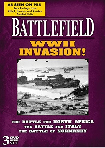 Battlefield Ww2 Invasion Battlefield Ww2 Invasion Nr 3 DVD
