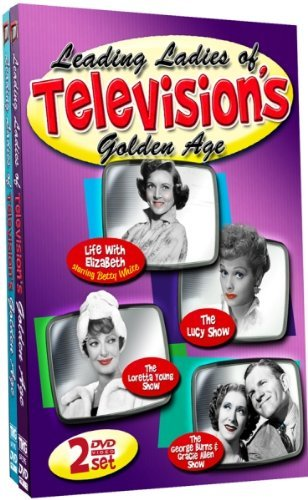 Leading Ladies Of Tv's Golden Leading Ladies Of Tv's Golden O Card Nr 2 DVD