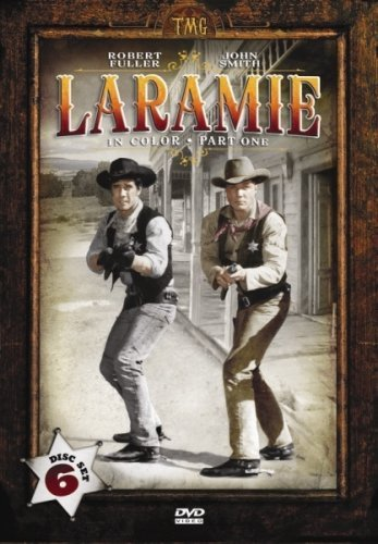 Laramie In Color Pt. 1 Laramie In Color Pt. 1 Nr 6 DVD