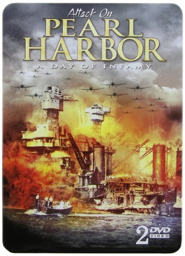 Attack On Pearl Harbor Attack On Pearl Harbor Tin Box Nr 2 DVD