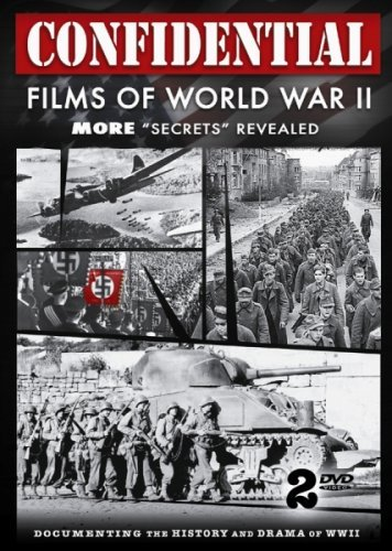 Confidential Films Of Ww2 Confidential Films Of Ww2 Nr 2 DVD